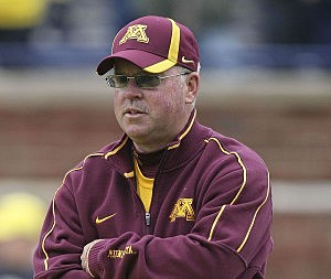 Minnesota Gophers Jerry KIll