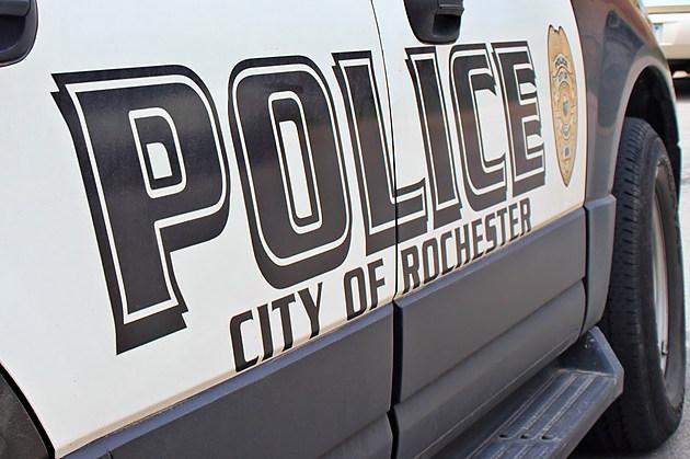 Rochester Police Car