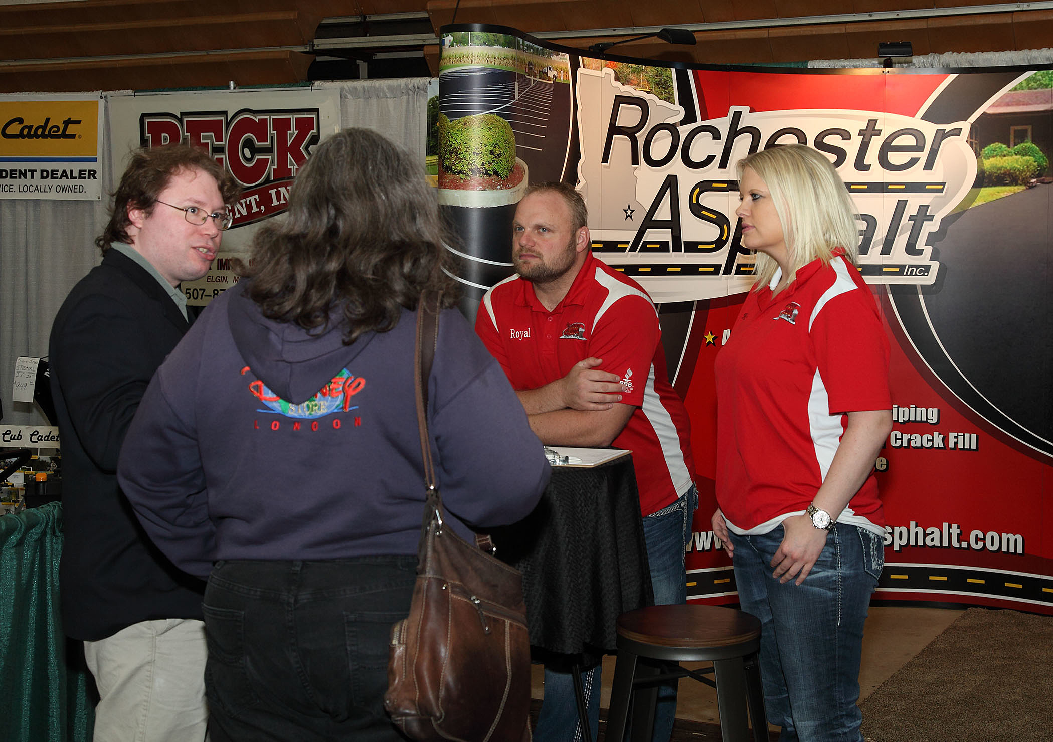 Rochester RV, Boat, Hunting, Vacation, and Home Show  – Exhibitor Contract | The Rock of Rochester