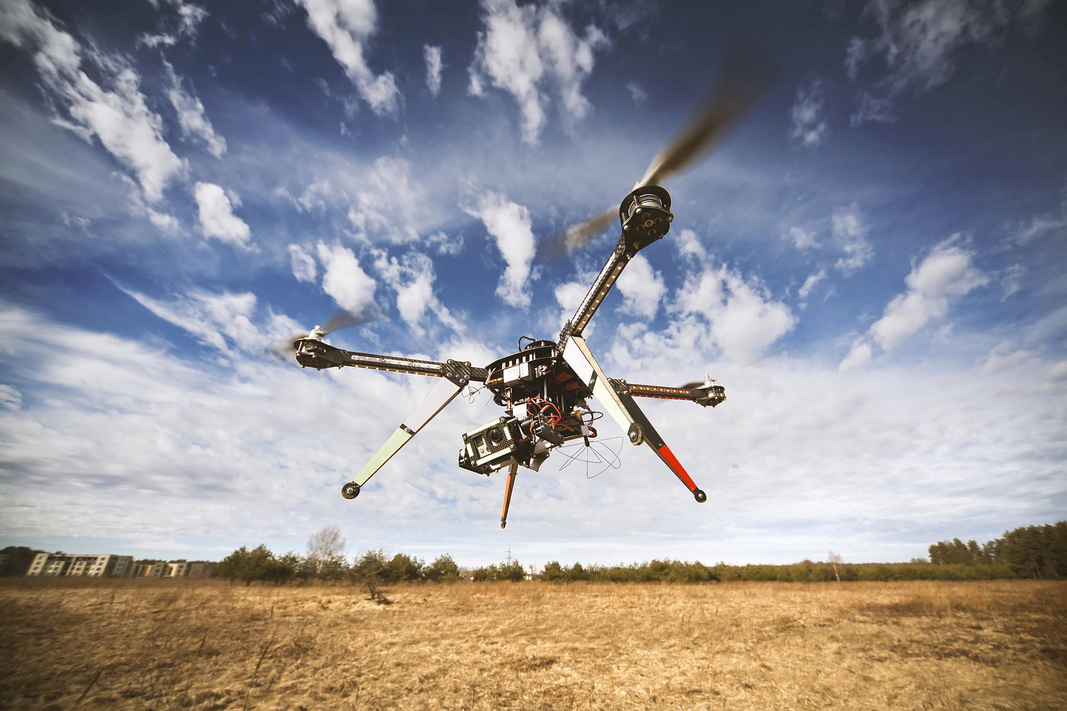 Drone Locates Missing Minnesota Child