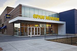 SPAM Museum - photo from Hormel Foods