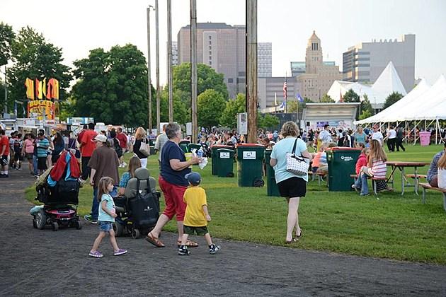 Rochesterfest  Food Vendors