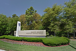 Mayo Clinic - Jacksonville campus/Google street view