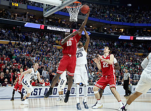 NCAA Basketball Tournament - Wisconsin v Villanova