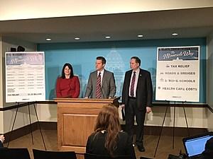 Minnesota House Budget Proposal