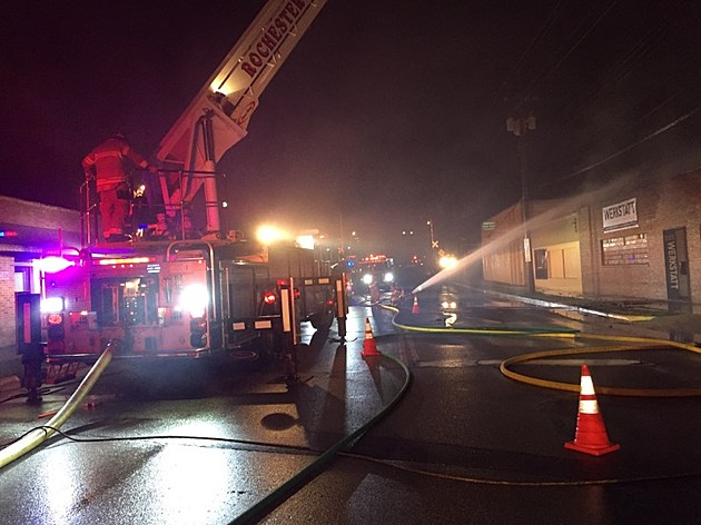 Photo courtesy: Rochester Fire Dept