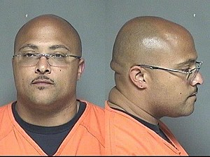 Gregory Johnson - photo from Olmsted County Sheriff's Office