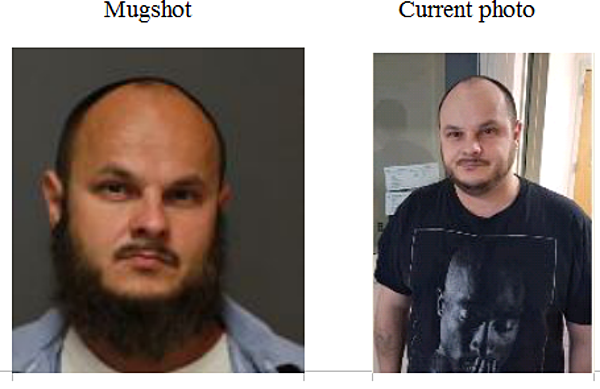 Fugitive Warrant Issued For Rochester Level 3 Sex Offender | 600 x 389 png 218kB