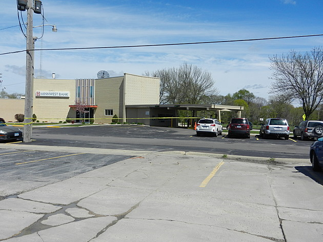 scene of shooting