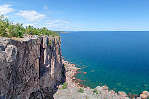Palisade Head- Minnesota DNR photo