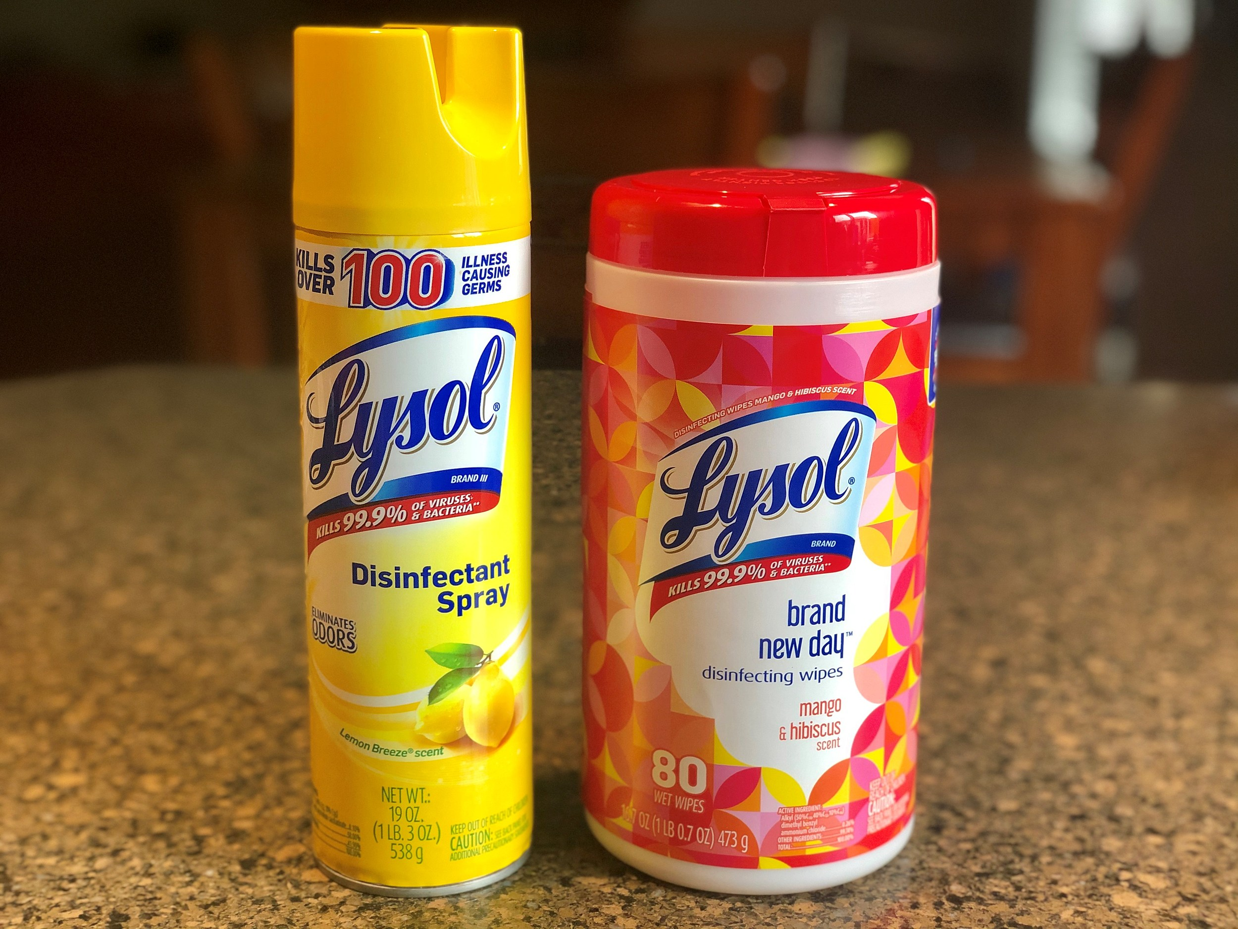 Don't Inject Disinfectants, Lysol Warns as Trump Raises Idea